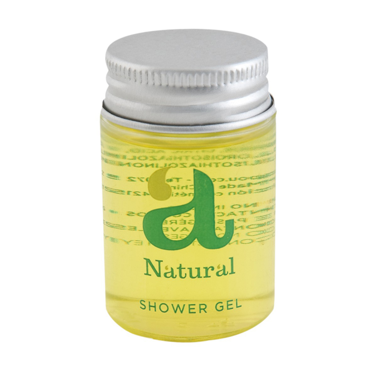 Botella Gel Ducha Natural 30ml