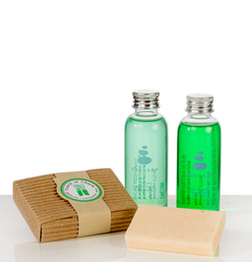Pack Amenities Therapy 100u